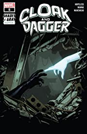 Cloak And Dagger (2018) #5 (of 6)