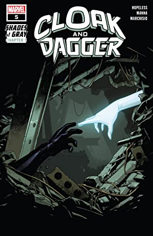 Cloak And Dagger (2018) #5 (of 6)