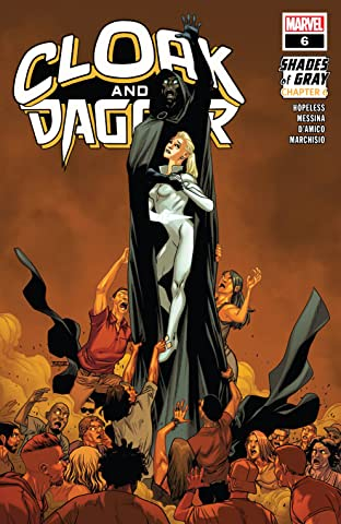 Cloak And Dagger (2018) No.6 (sur 6)