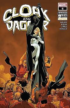 Cloak And Dagger (2018) #6 (of 6)
