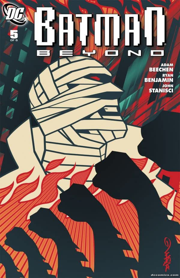 Batman Beyond (2010) #5 (of 6)