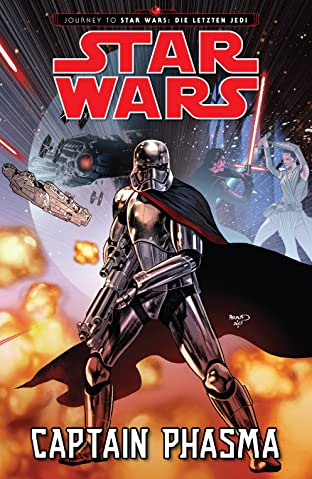 Star Wars: Captain Phasma (Journey to Star Wars: Die letzten Jedi)