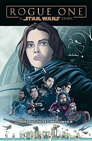Star Wars: Rogue One - der offizielle Comic zum Film