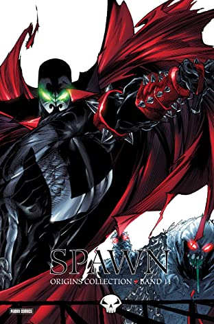 Spawn Origins Vol. 11