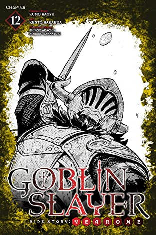Goblin Slayer Side Story: Year One No.12