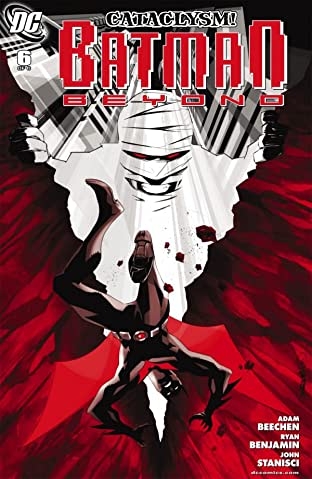 Batman Beyond (2010) #6 (of 6)