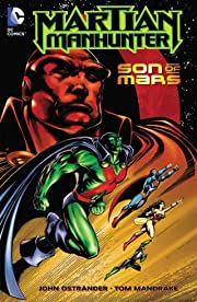 Martian Manhunter (1998-2001): Son of Mars