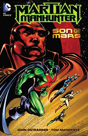 Martian Manhunter (1998-2001): Son of Mars