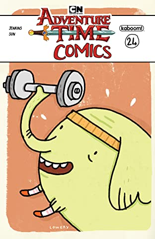Adventure Time Comics No.24