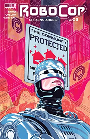 RoboCop: Citizens Arrest No.3