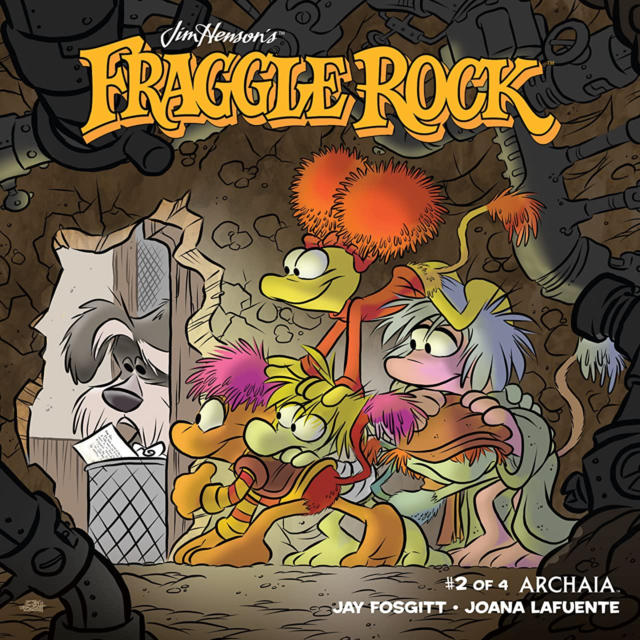 Jim Henson's Fraggle Rock (2018) #2 (of 4)