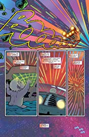 Power Girl (2009-2011): Power Trip