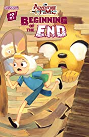 Adventure Time: Beginning of the End #2