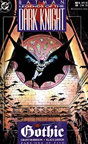 Batman: Legends of the Dark Knight #6