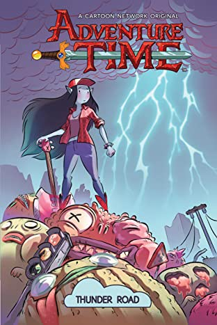 Adventure Time Tome 12: Thunder Road
