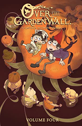 Over The Garden Wall (2016-) Vol. 4