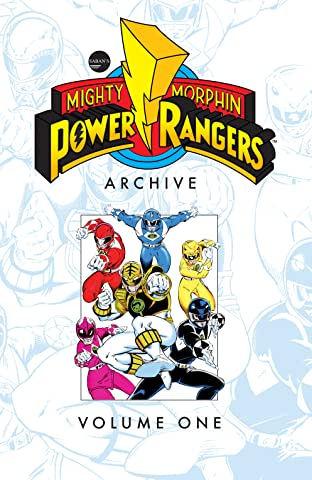 Mighty Morphin Power Rangers Archive Tome 1