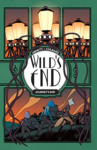 Wild's End Vol. 3: Journey's End