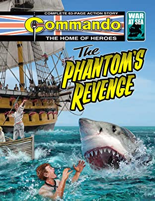 Commando #5131: The Phantom's Revenge