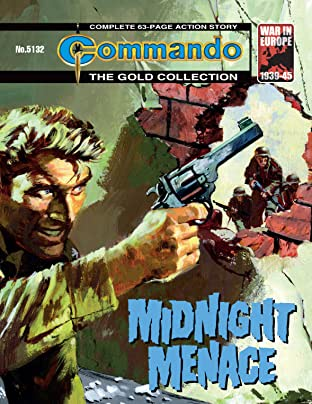 Commando #5132: Midnight Menace