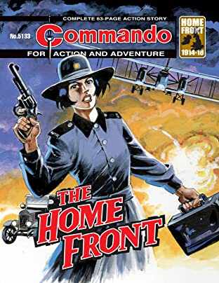 Commando #5133: The Home Front