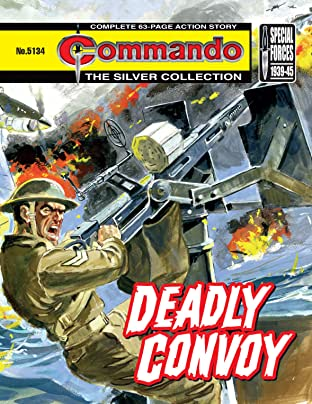 Commando No.5134: Deadly Convoy