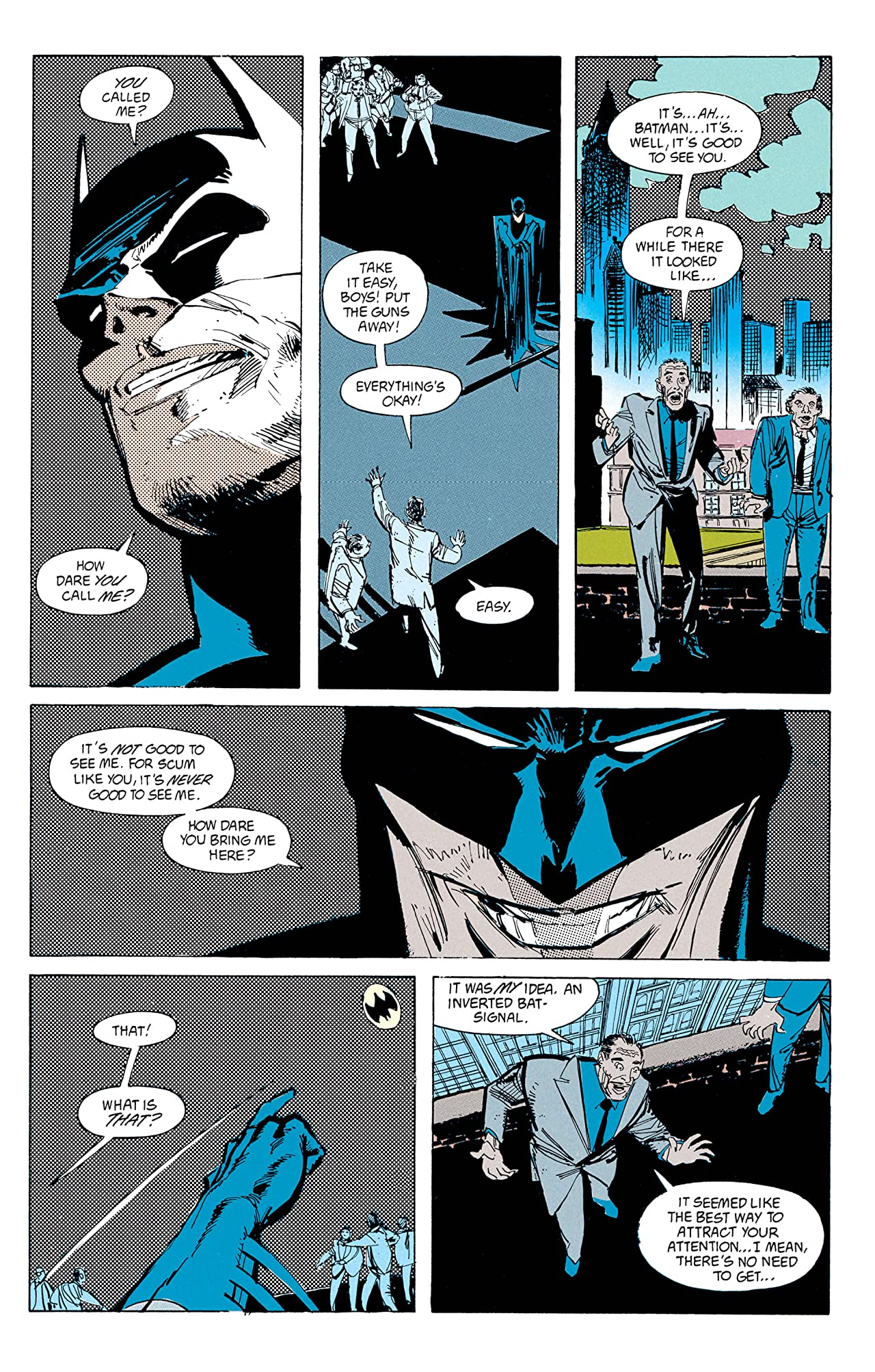 Batman: Legends of the Dark Knight #7