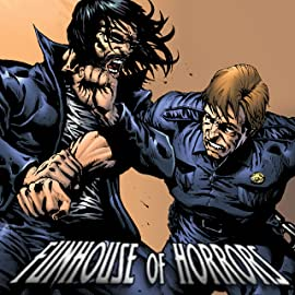 Funhouse of Horrors #2