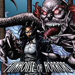 Funhouse of Horrors #3