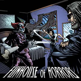 Funhouse of Horrors #4