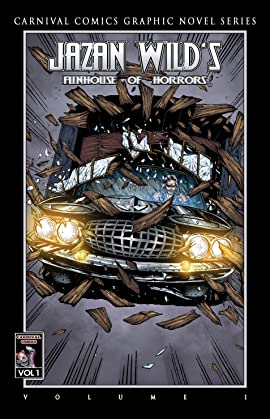Funhouse of Horrors: Graphic Novel Vol. 1