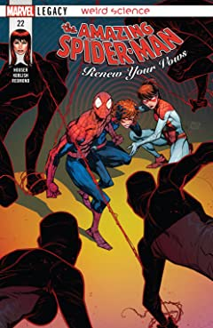 Amazing Spider-Man: Renew Your Vows (2016-) No.22