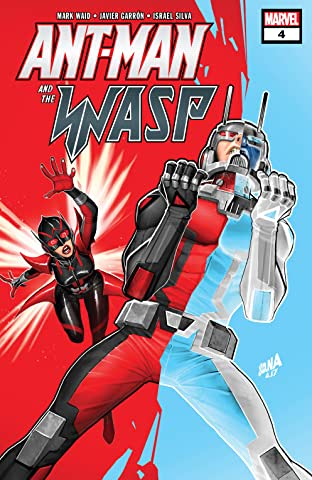 Ant-Man & The Wasp (2018) No.4 (sur 5)