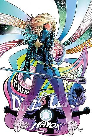 Astonishing X-Men (2017-) #14