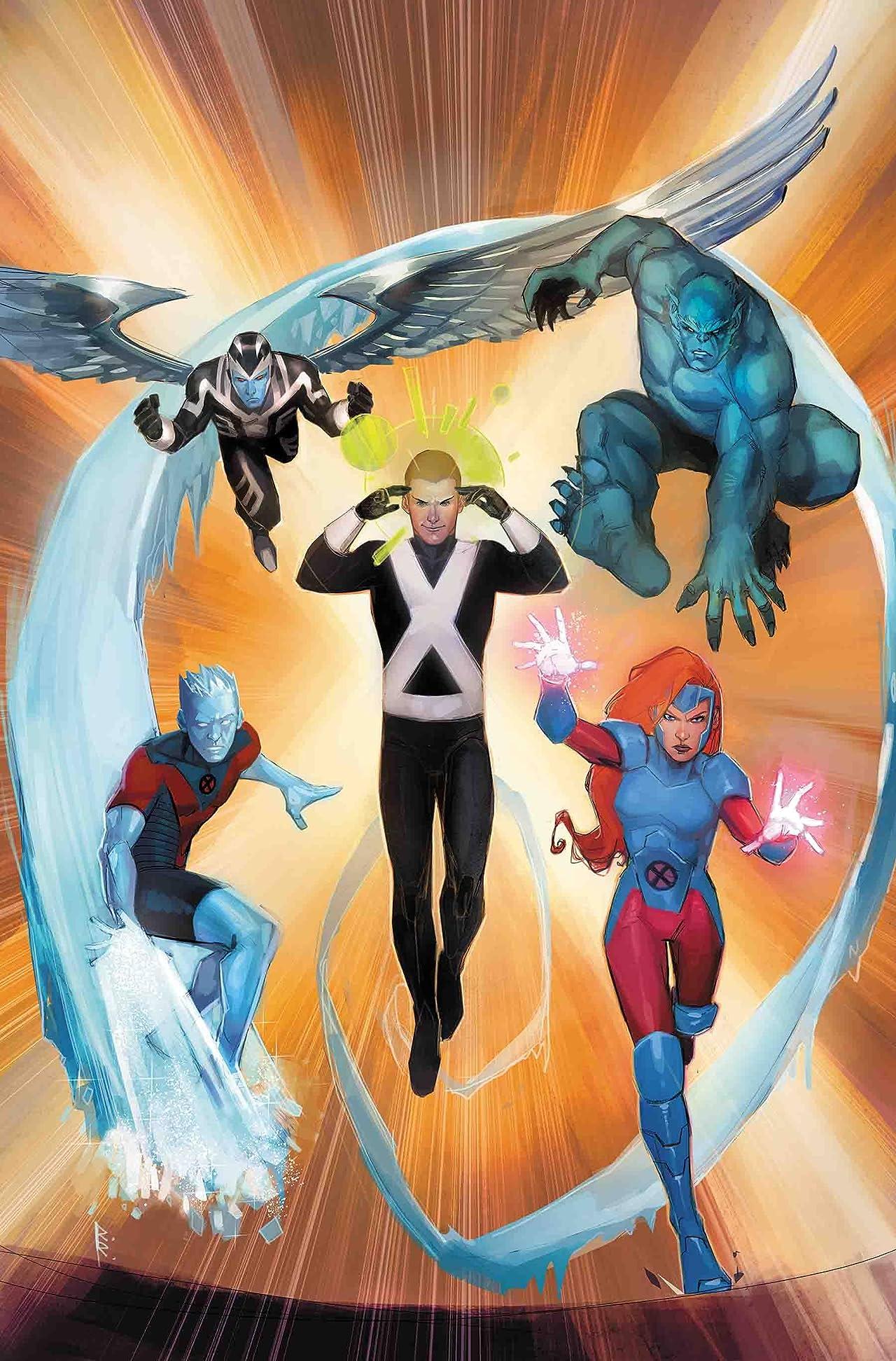 Astonishing X-Men (2017-) Annual #1