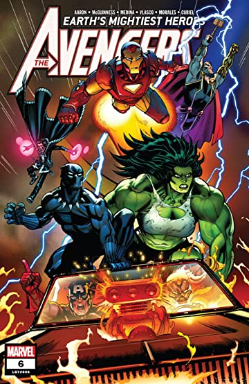 Avengers (2018-) #6