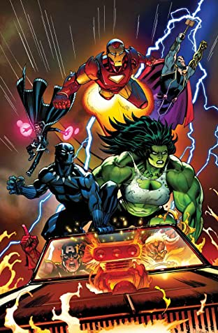 Avengers (2018-) No.6