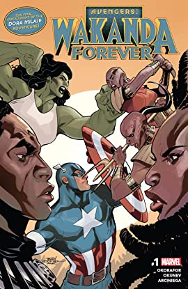 Avengers: Wakanda Forever (2018) #1