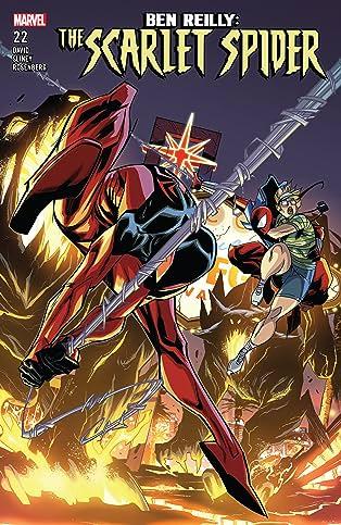 Ben Reilly: Scarlet Spider (2017-) #22