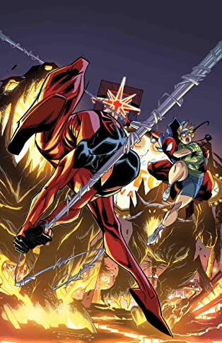 Ben Reilly: Scarlet Spider (2017-) #22