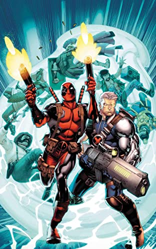 Cable/Deadpool Annual (2018) #1