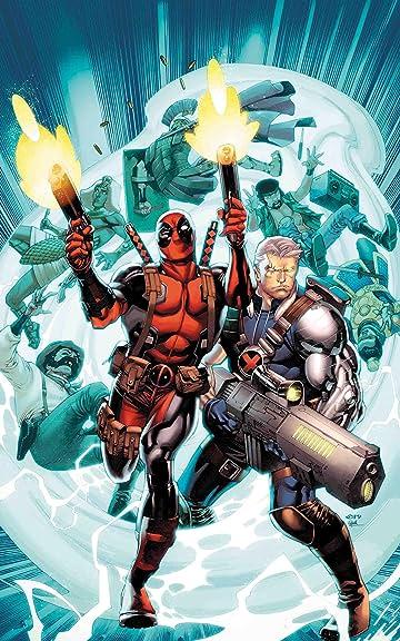 Cable/Deadpool Annual (2018) #1