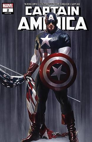 Captain America (2018-) #2