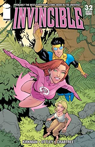 Invincible No.32