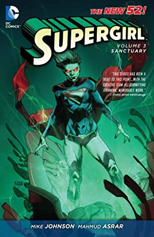Supergirl (2011-2015) Tome 3: Sanctuary
