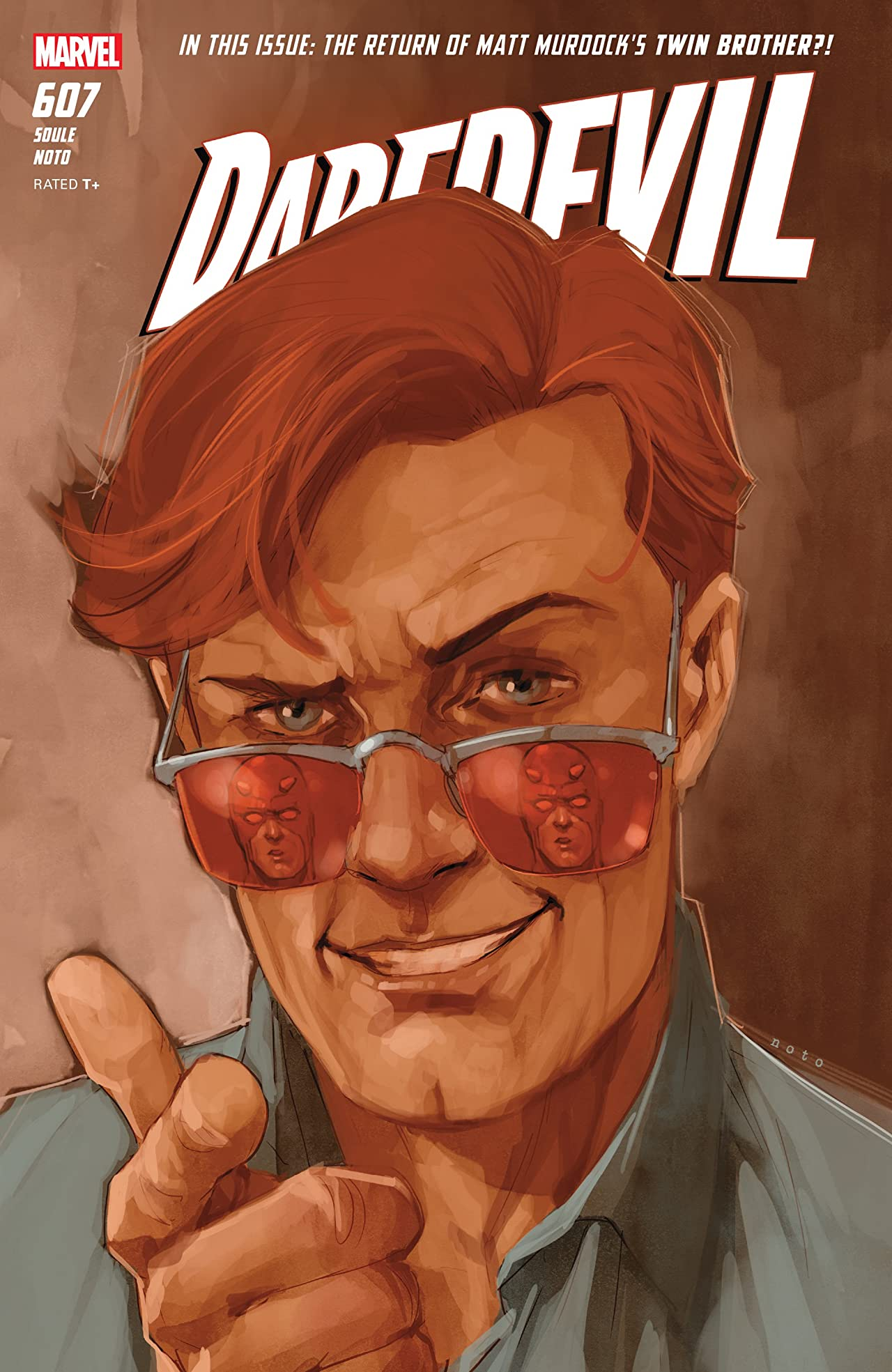 Daredevil (2015-) No.607