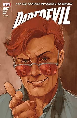 Daredevil (2015-2018) #607