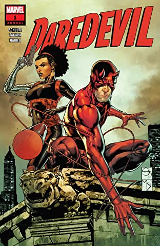 Daredevil Annual (2018) #1