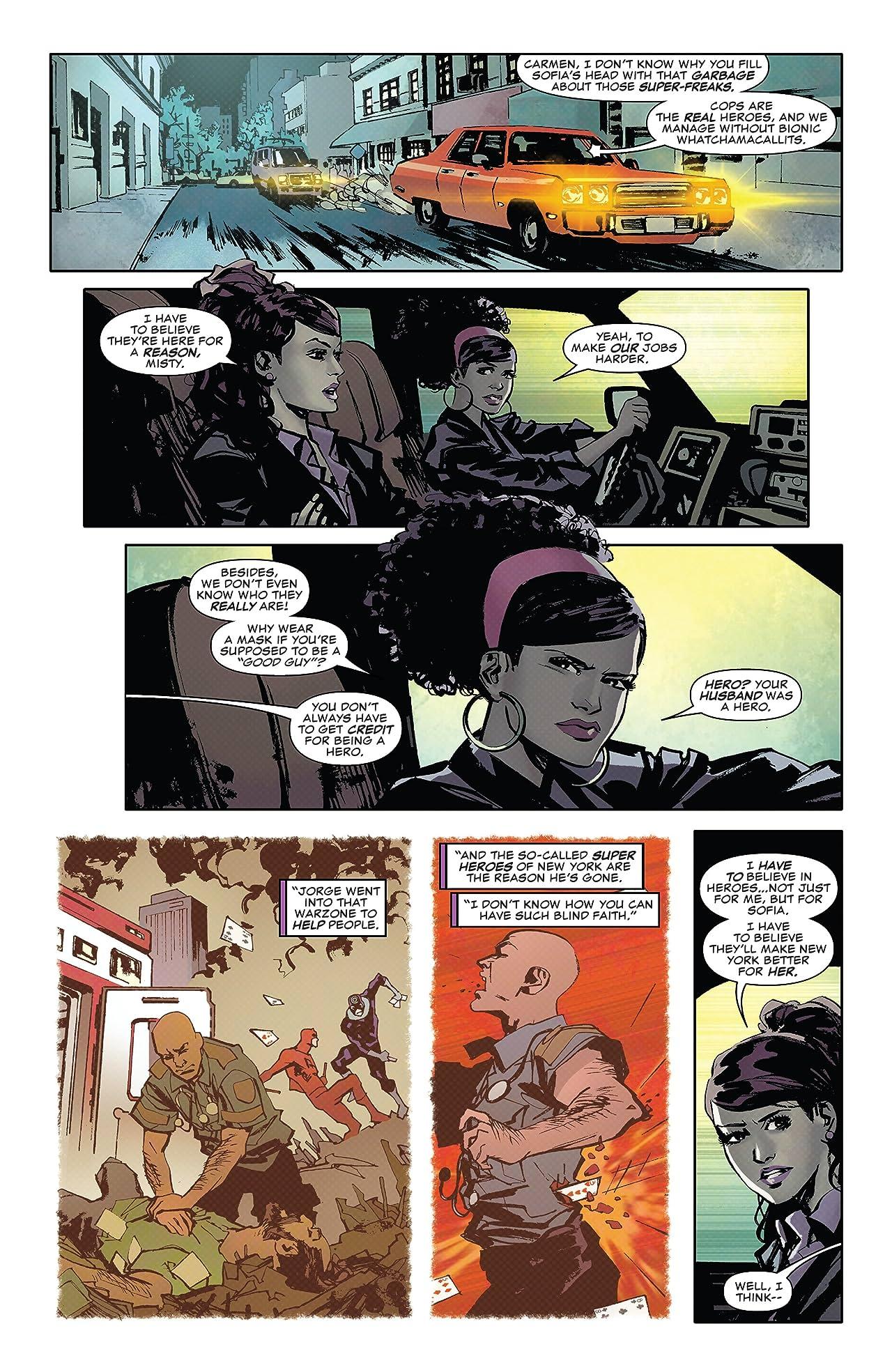 Daredevil Annual (2018) #1