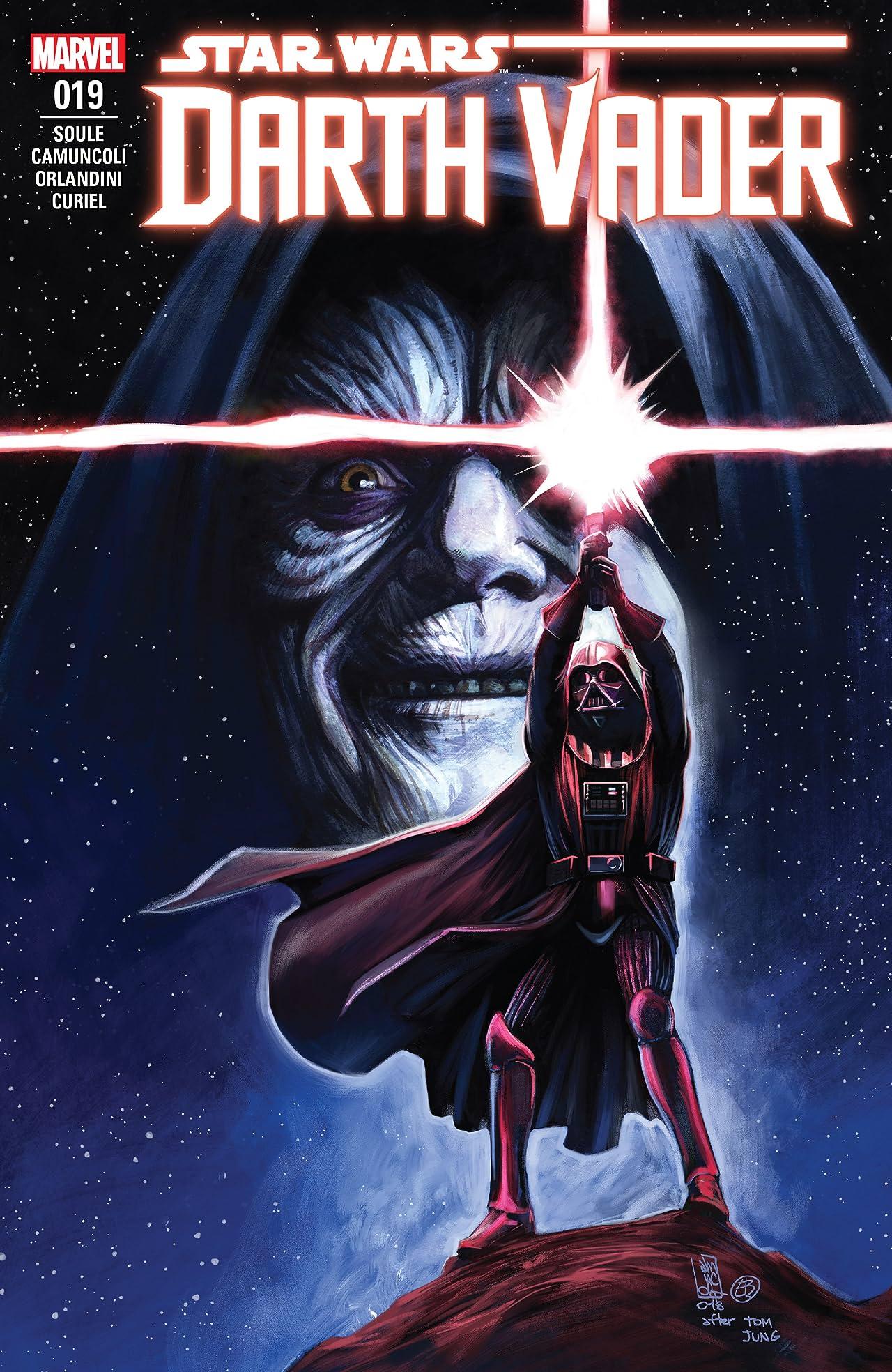 Darth Vader (2017-) No.19